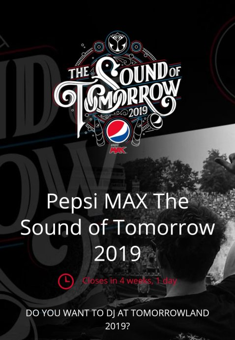 Pepsi MAX The Sound of Tomorrow 2019 – Competition | Mixcloud